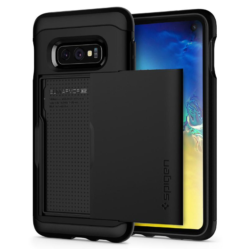 Spigen Galaxy S10e Case Slim Armor CS - Black