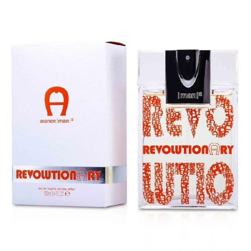 Aigner Man 2 EDT Natural Spray Revolutionary 100 Ml