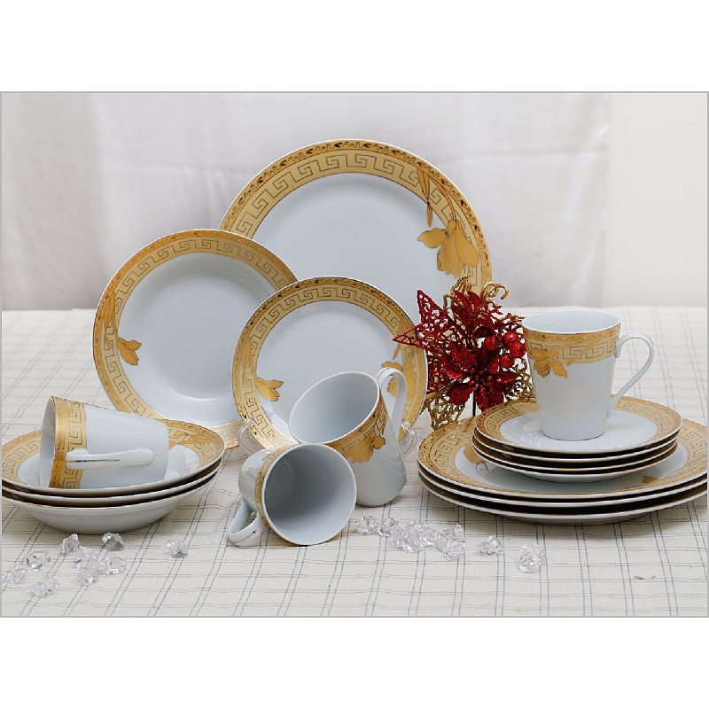 VICENZA TABLEWARE D16 LILY