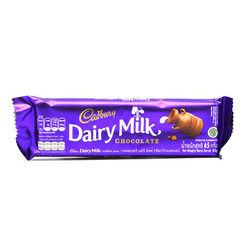 Cadbury Dairy Milk 65gr