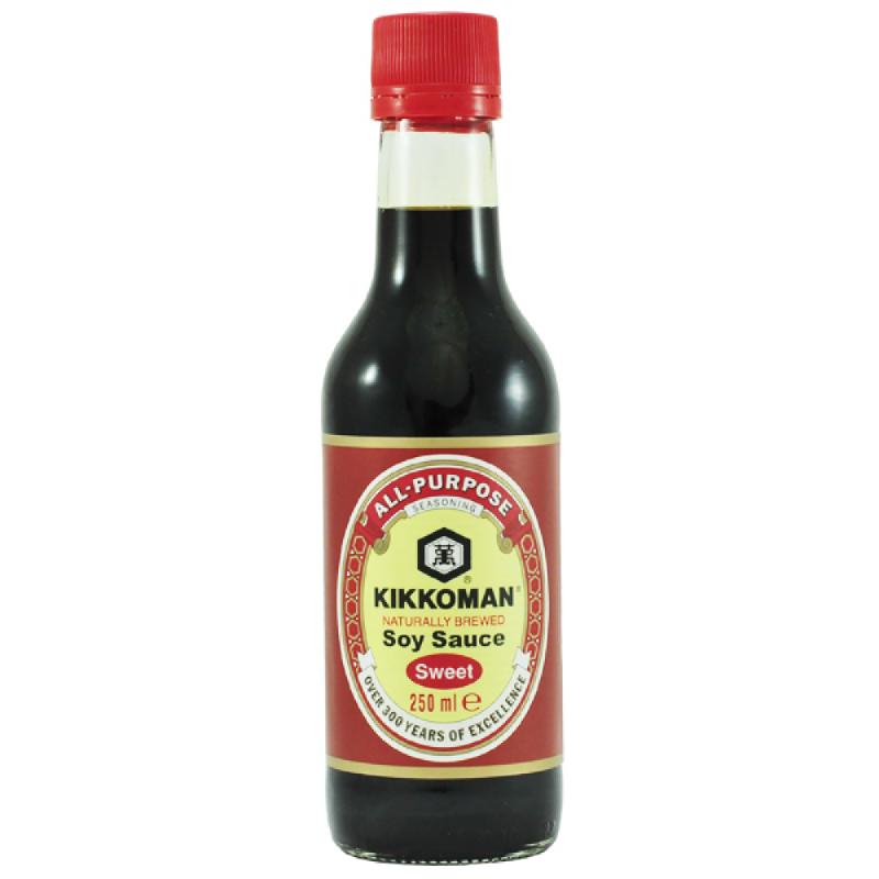 Kikkoman Sweet Soya Sauce 250Ml