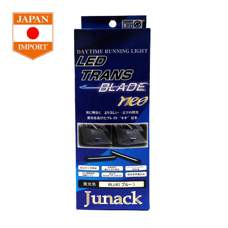 Junack Blade Neo Day Light LED Aksesoris Mobil [Japan Import] LTB2B Blue