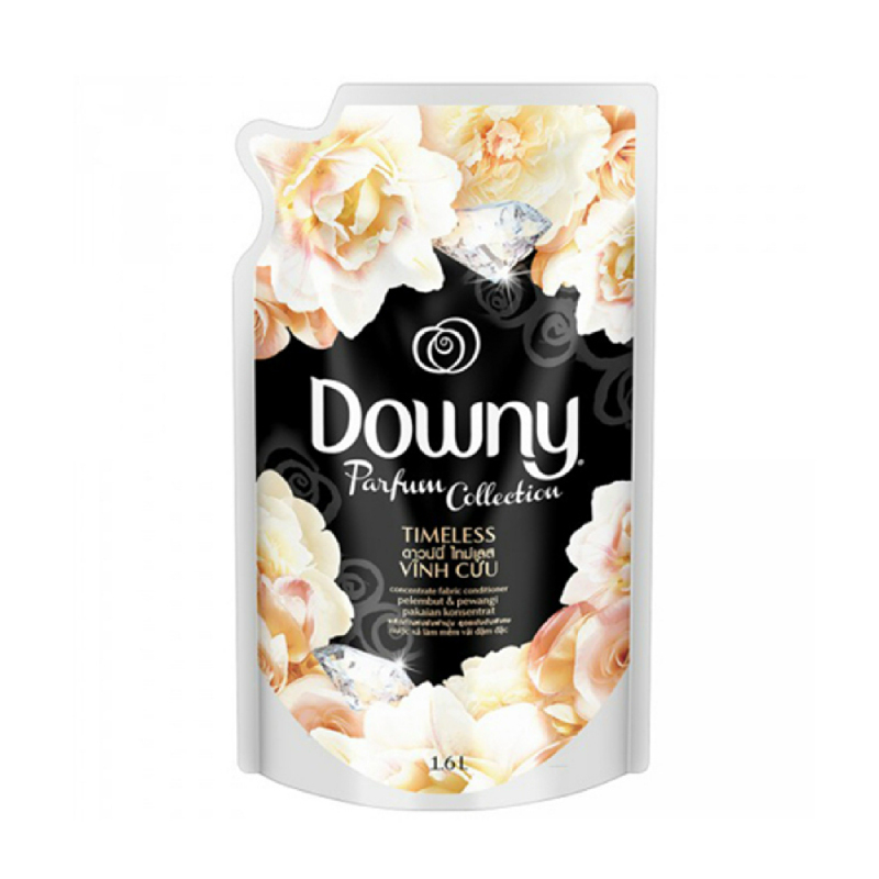 Downy Parfumcollect Timeless Refil 1.6L