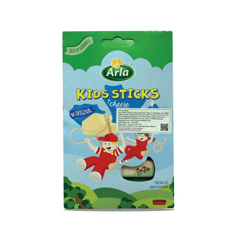 Arla Cheese Kid Sticks 6X18G