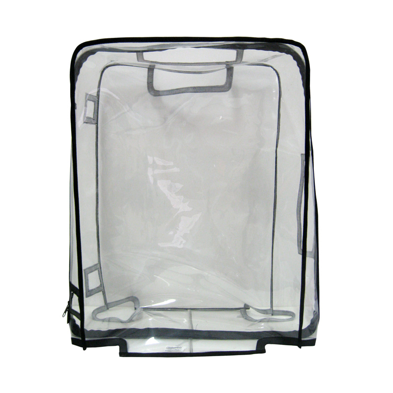 Bagasi Sarung Cover Koper Bagasi Gili Medium 26 Inch – Black List