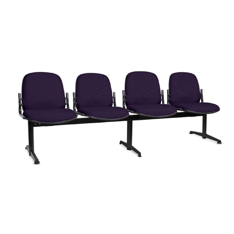 HighPoint Kursi Tunggu HP Series - HP418 Purple