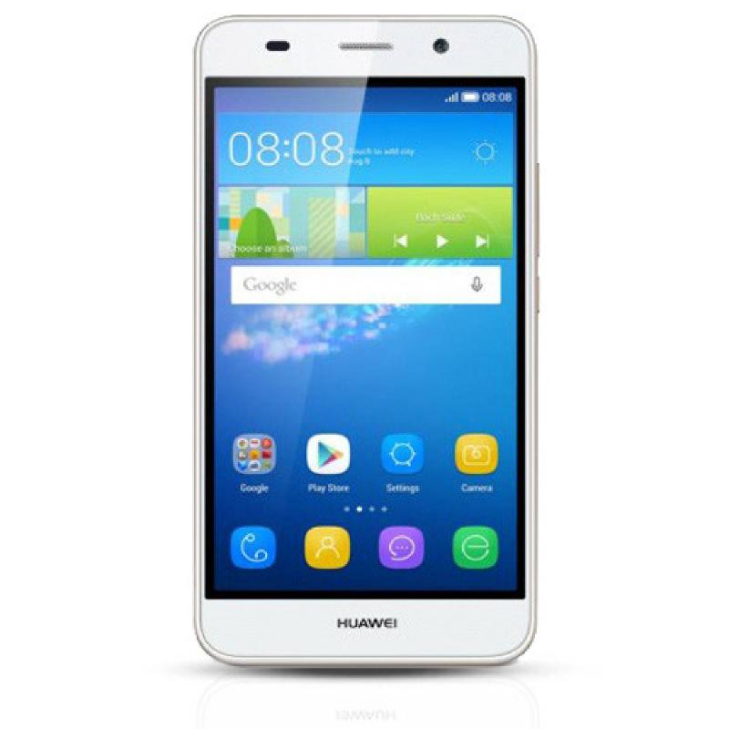 Huawei Y6 Smartphone - Putih [1GB,8GB]