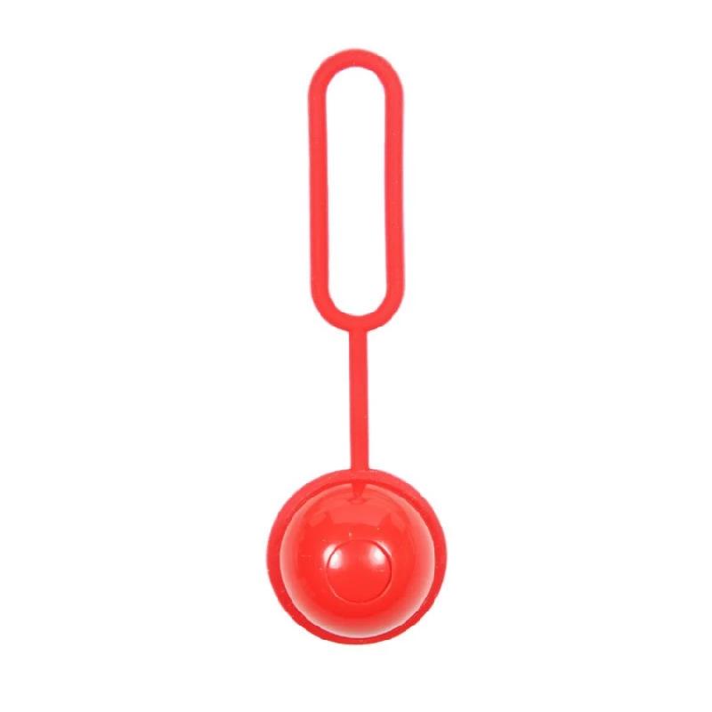 Shutter Ball Selfie Remote for phone dan IOS Merah