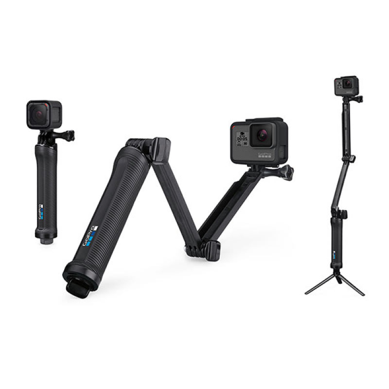 GoPro Hero Acc 3-Way Camera Mount (Grip)