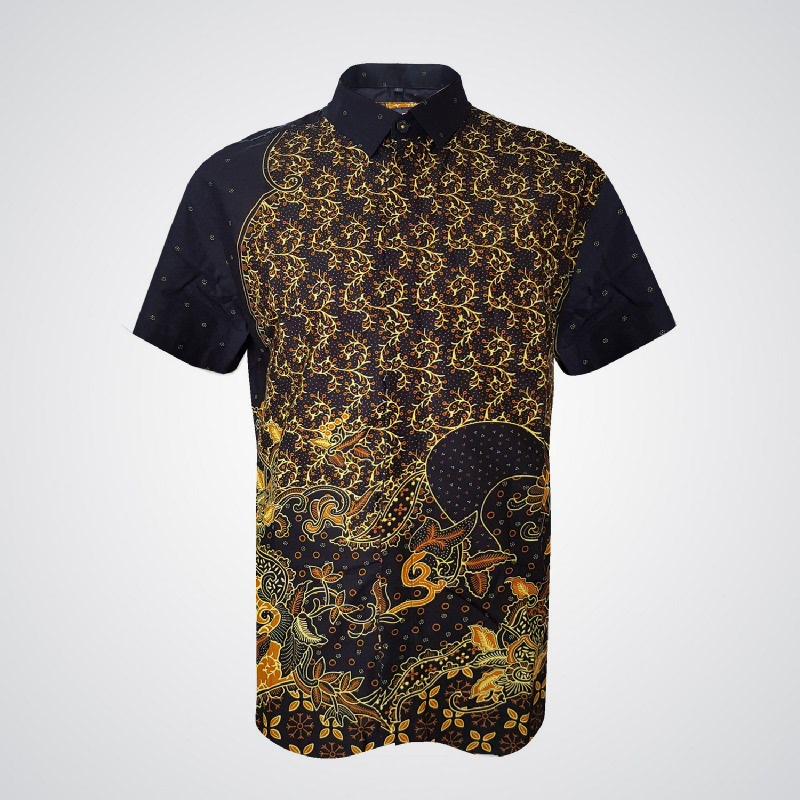 Arthesian Kemeja Batik Pria  Faresta Batik Printing