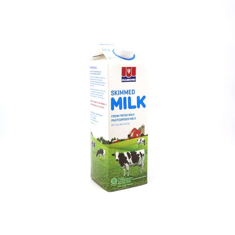 Diamond Nonfat Fresh Milk 948Ml