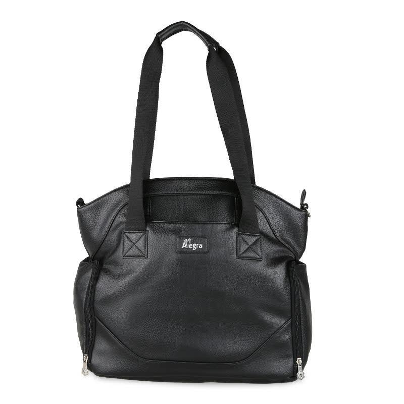 Allegra Zeta Cooler Diaper Sling Bag Black