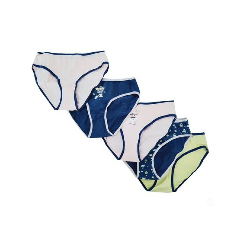 Young Hearts Panty Y20-000395-MIX