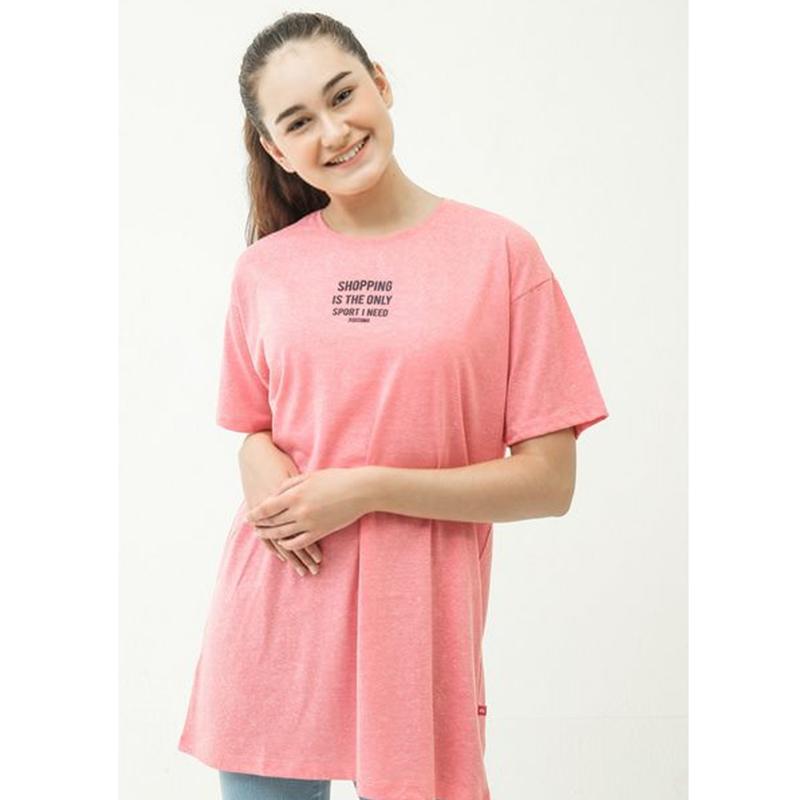 3Second Women Tshirt 0406 Pink
