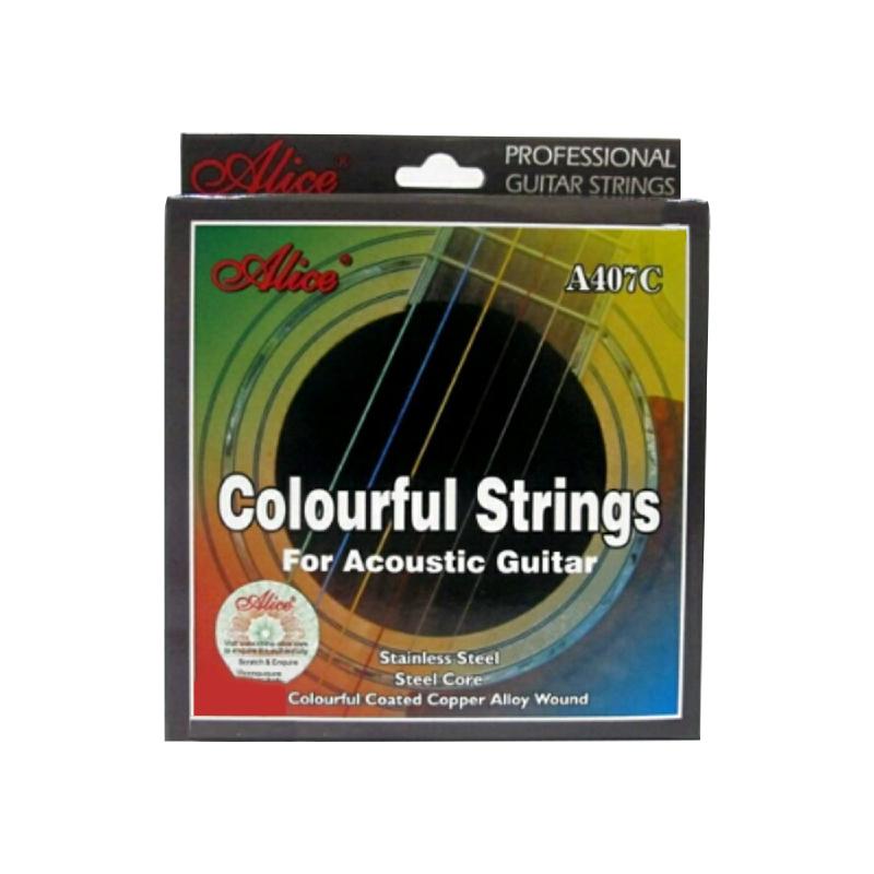 Alice Guitar String A407 Colour
