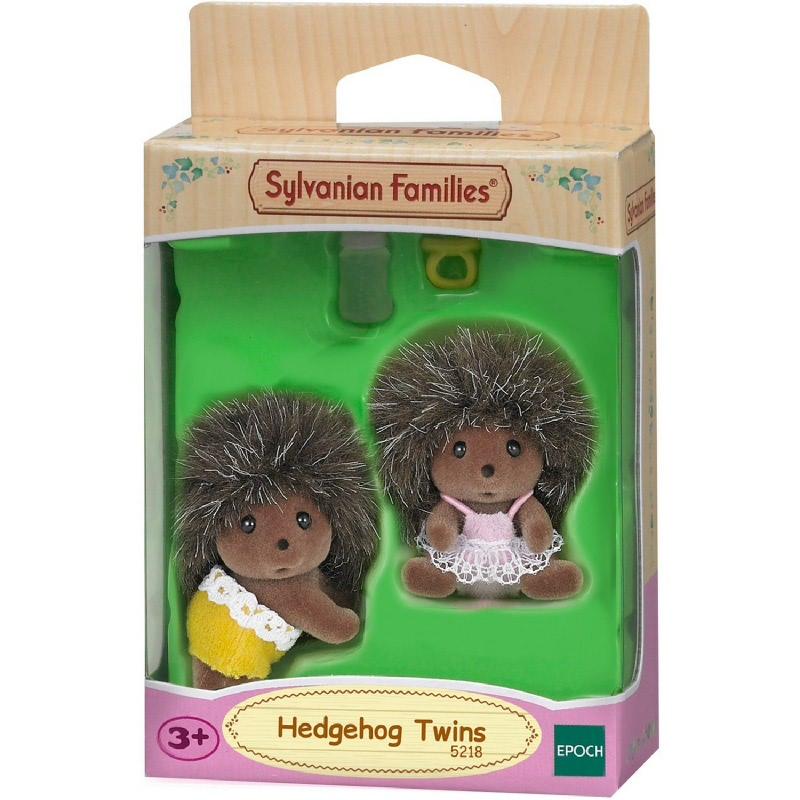 Sylvanian Families Hedgehog Twins ESFW52180