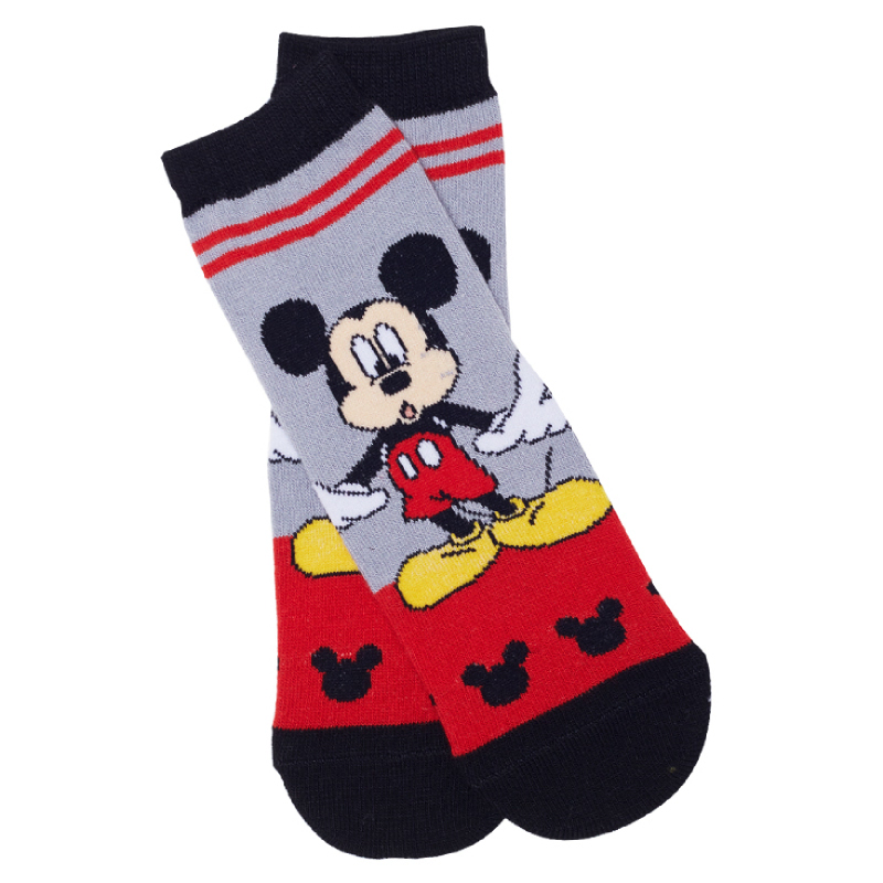 Mickey and Friends Sock Kids 5-8 Tahun NM6GA002