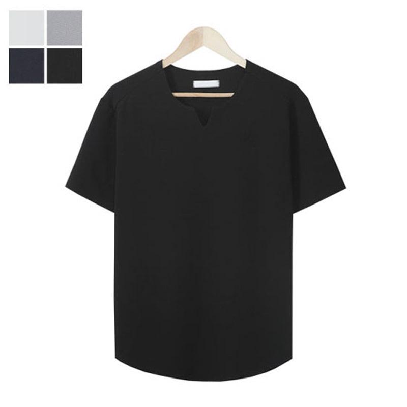 RG_Classic Vent Short Sleeve T-shirt - Black