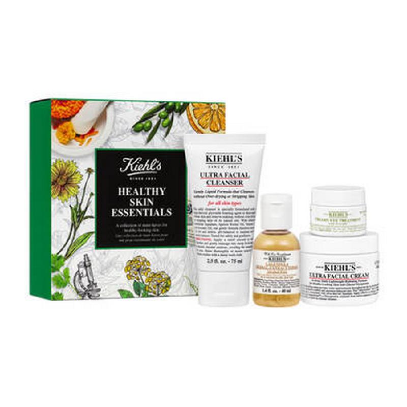 Kiehls Since 1851 Healthy Skin Essentials Kit