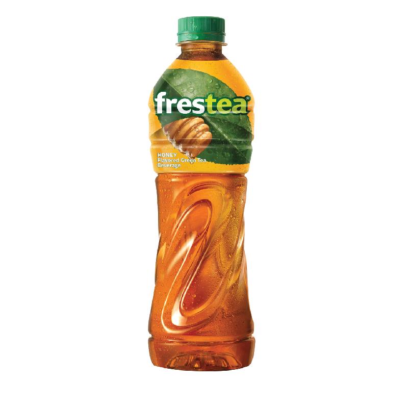 Frestea Minuman Teh Hijau Rasa Madu 500 Ml