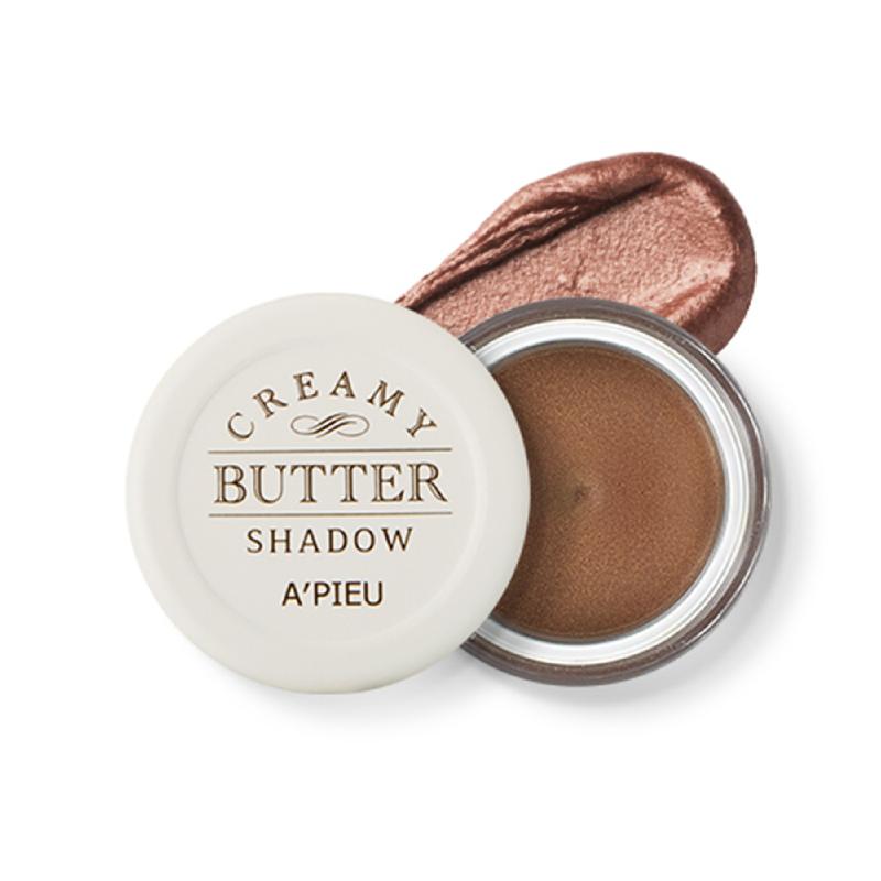 Apieu Creamy Butter Shadow - No.7 Berry Crumble