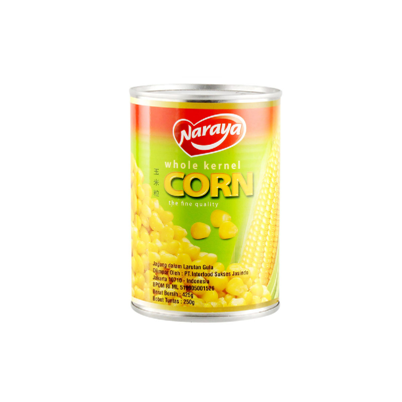 Naraya Kernel Corn 425G