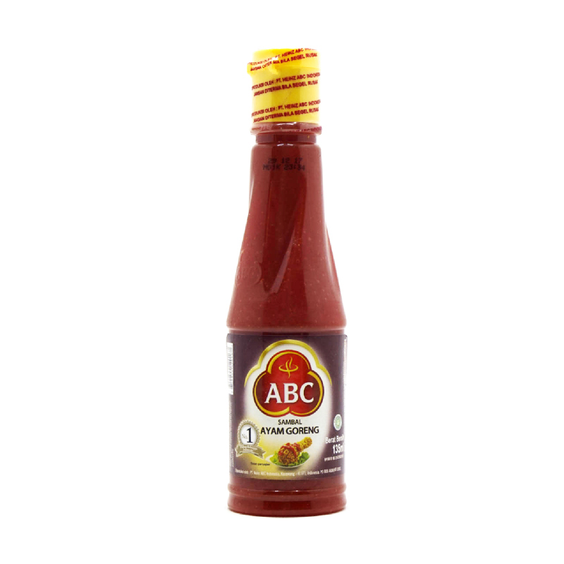 Abc Sambal Ayam Goreng 135 Ml