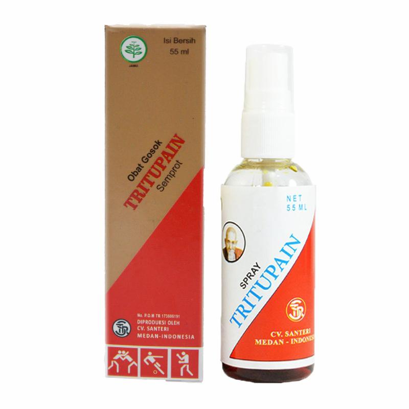 Tritupain Spray Obat Gosok 55ml
