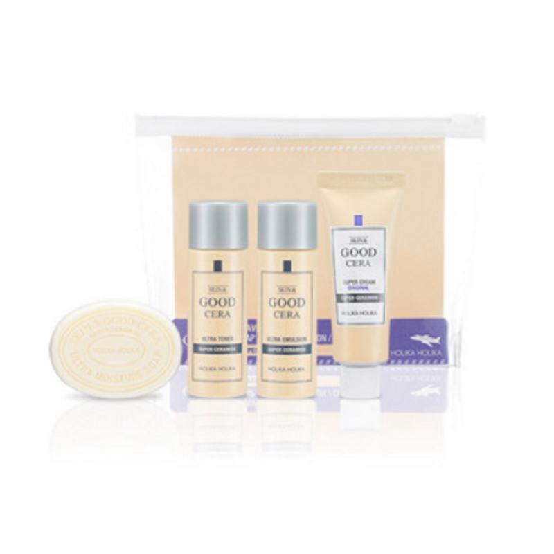Skin & Good Cera Travel Kit