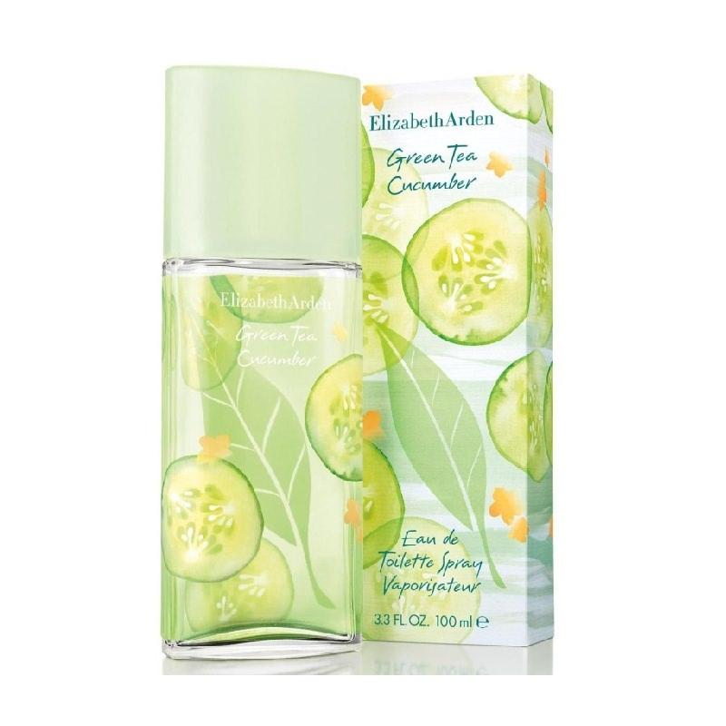 Green Tea Cucumber EDT Spray 100 ML