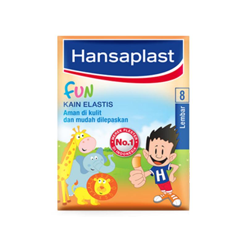 Hansaplast Fun Kain Elastis 8 Strips