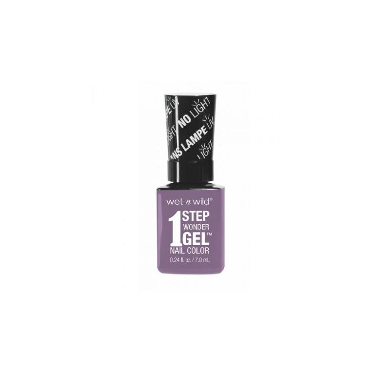 1 Step Wonder Gel Nail Color Lavender Out Loud