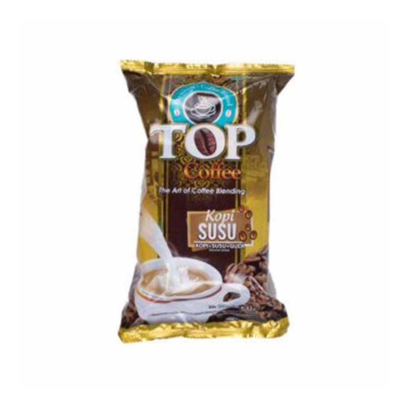 Top Kopi Susu (2In1) Bag 20 X 31Gr