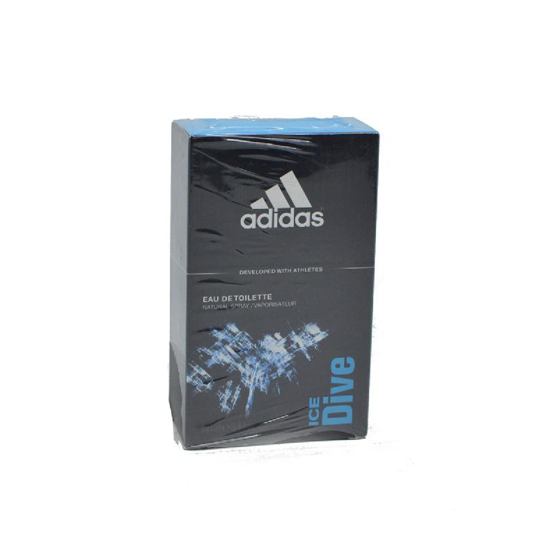 Adidas Men Edt Ice Dive 100Ml