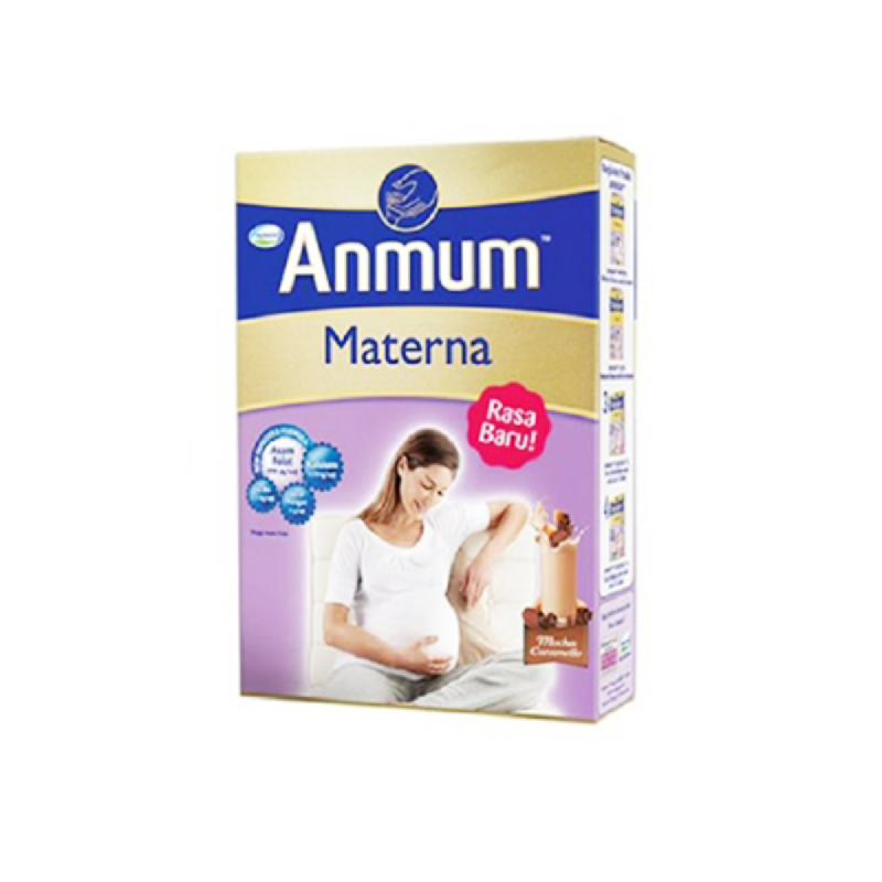 Anmum Materna Mocha Caramello Box 400Gr