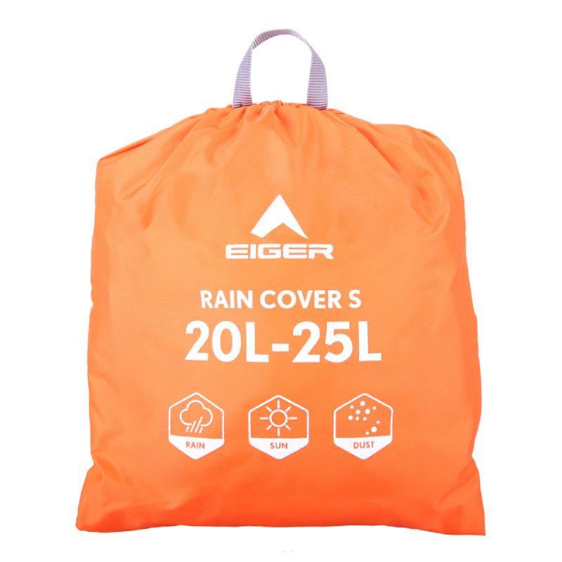 Eiger Rain Cover S 1.0 (20L-25L) - Orange