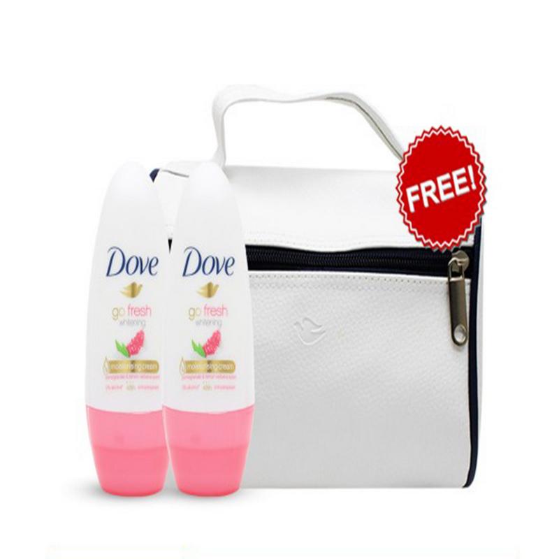 Value Pack Dove DeoRollOn GoFresh Pome 40 ml