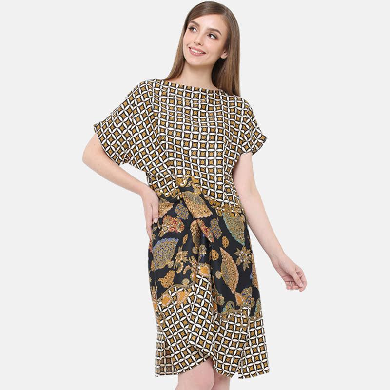 Anakara Twisty Dress Kivari Black