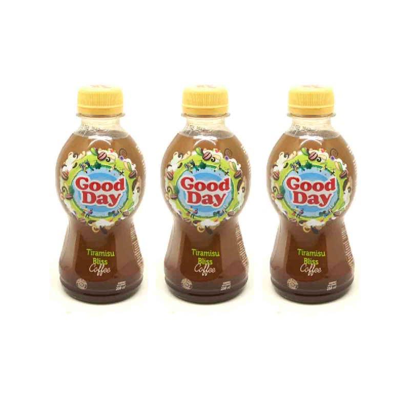 Good Day Tiramisu Bliss 250Ml (Buy 2 Get 1)