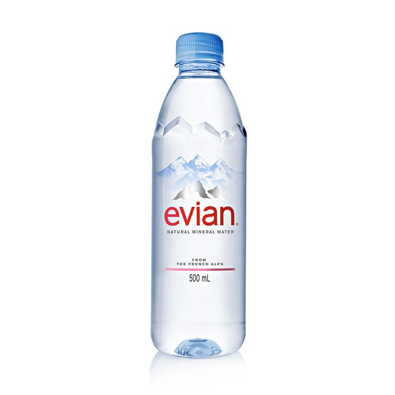 Evian Air Mineral 500 Ml