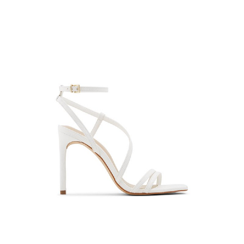 ALDO Ladies Footwear Heels FRELIAN-100-White