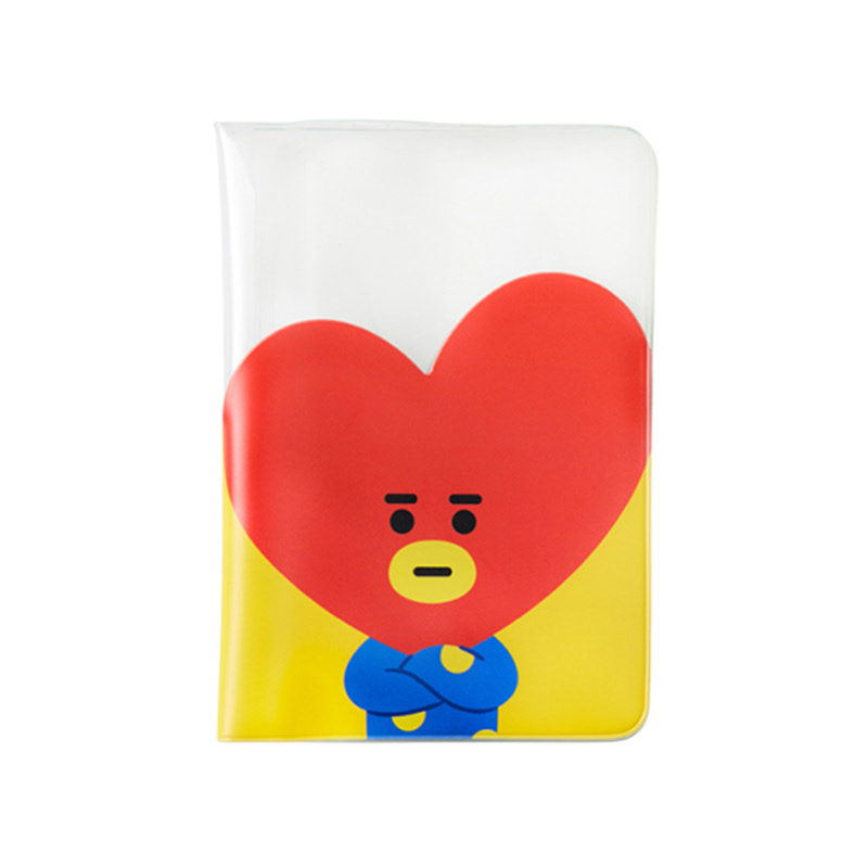 BT21 Tata Clear Passport Case
