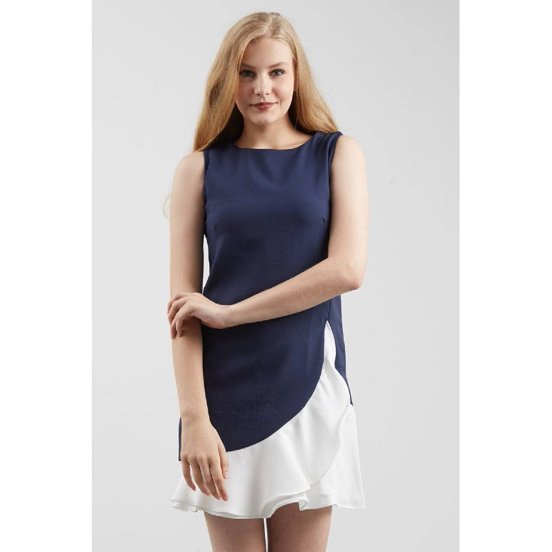 GW Gartz Dress in Navy