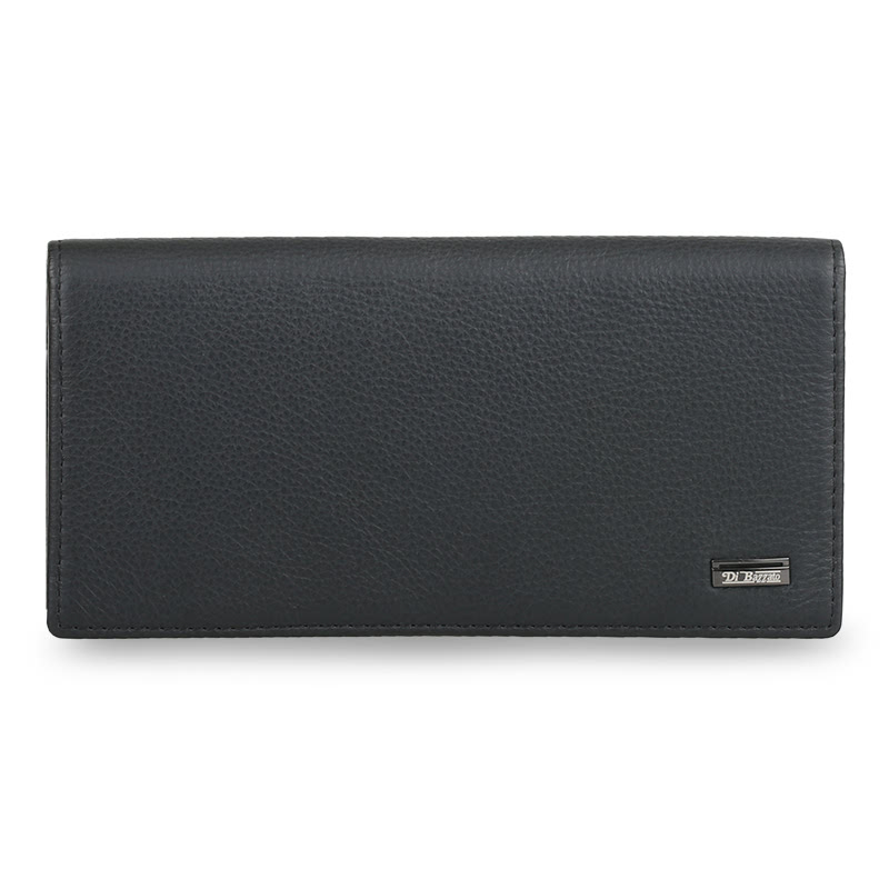 Di Bazzato DD1076 Long Wallet Black
