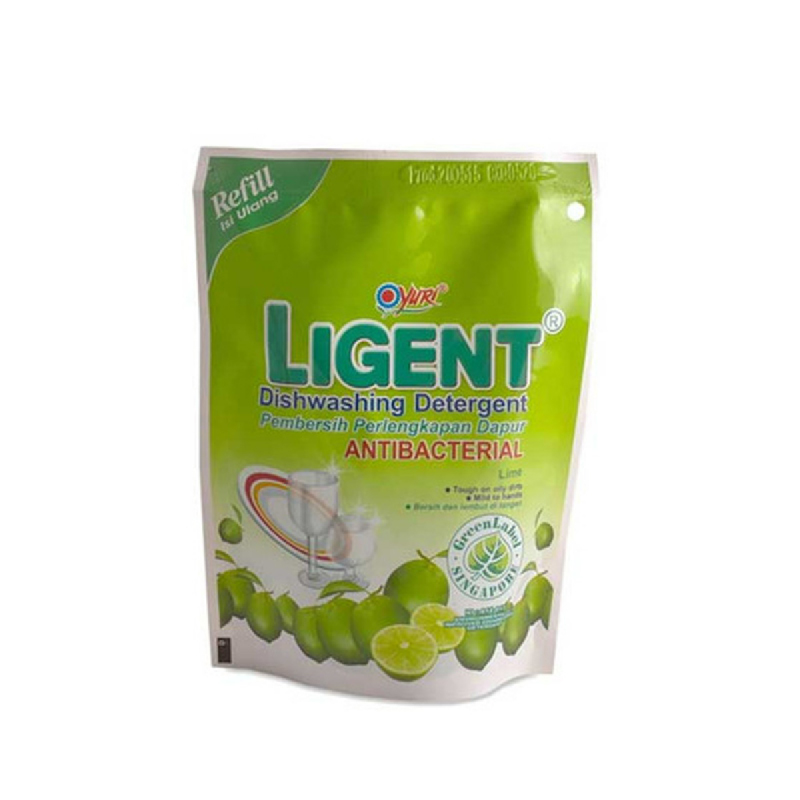 Yuri Ligent Lime 180Ml [Pouch]