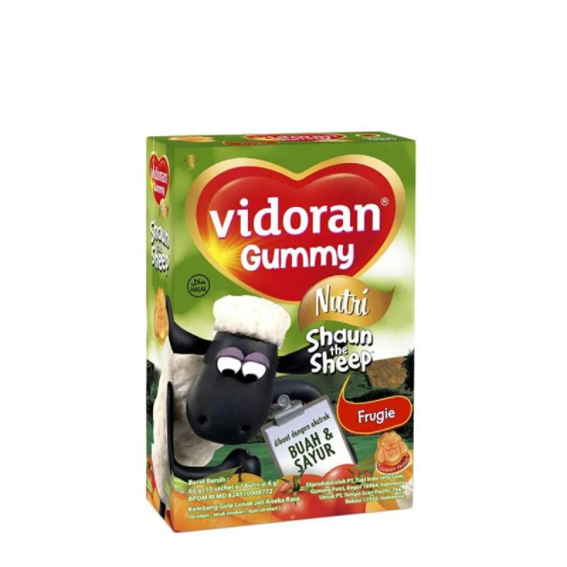 Vidoran Gummy Frugie 60 Gr