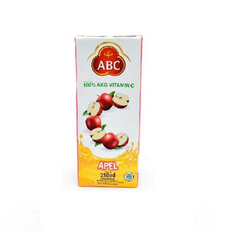 Abc Juice Apple 250 Ml