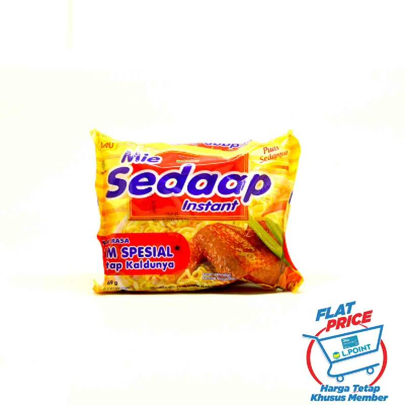 Mie Sedaap Mie Instan Ayam Special 69 Gr (Flat Price)
