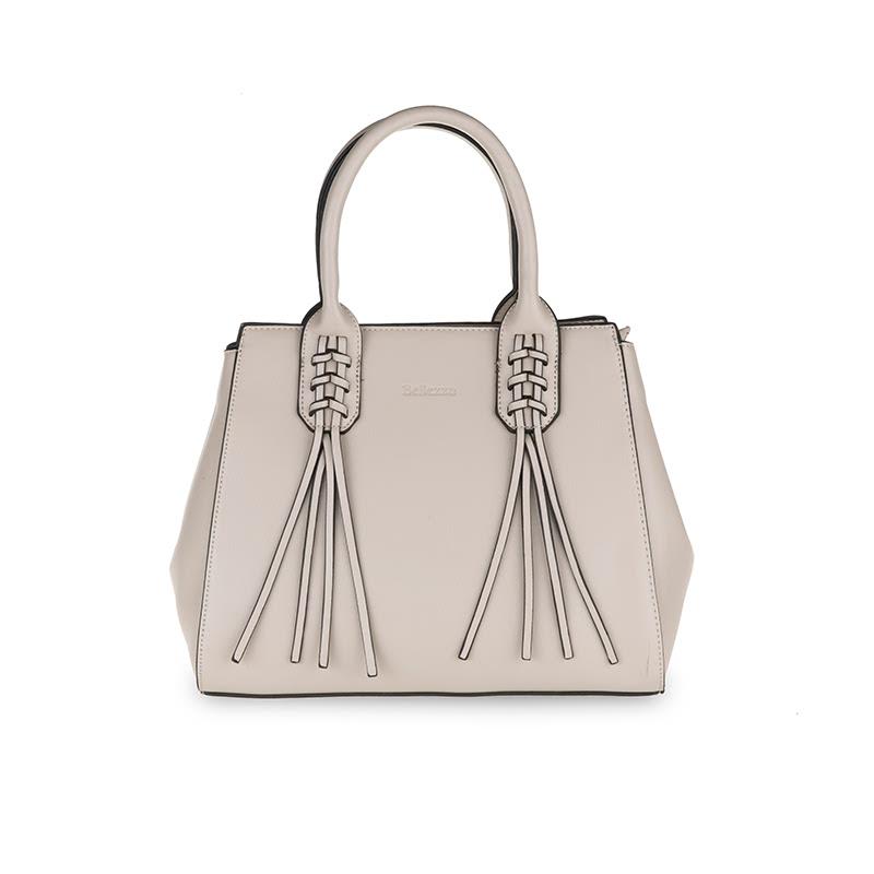 Bellezza Hand Bag 61535-01 Beige