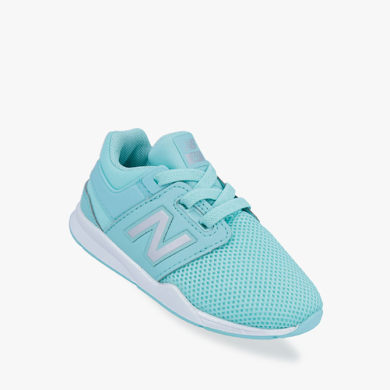 New Balance 247 V2 Girls Sneakers Shoes Turquoise